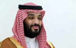 ولي العهد السعودي يتلقى اتصالا هاتفيا من ملك البحرين