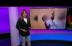 إطلاق النار بيد والرضيع باليد الأخرى فيديو يغضب السعوديين