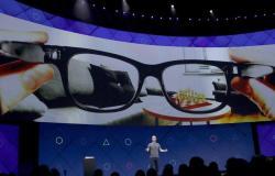 فيسبوك تطور نظارات ذكية لتحل محل هاتفك
