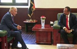بدء المباحثات الرسمية بين مصر والسودان في القاهرة