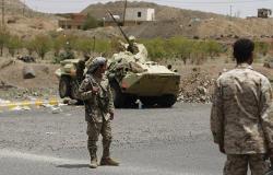 """""""أنصار الله"""" تعلن مقتل وإصابة 17 جنديا بكمين وقنص شمال حجة"""