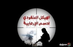 الهيكل العنقودي لحسم الإرهابية في محافظات الجمهورية