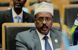 """الرئيس الصومالي يشارك في قمة """"روسيا أفريقيا"""" بمدينة سوتشي"""