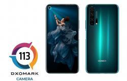 هاتف Honor 20 Pro يتربع على عرش التصوير