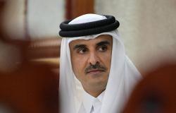 بالفيديو.. الأمير تميم يزور الشيح صباح في أمريكا ويسلمه رسالة