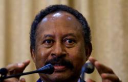 """رئيس الوزراء السوداني: أسعى لإزالة السودان من """"الدول الراعية للإرهاب""""."""