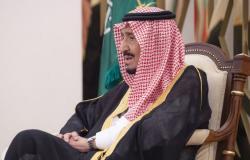 برقية من ولي عهد البحرين للعاهل السعودي ومحمد بن سلمان