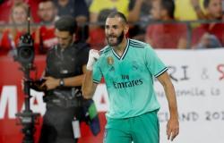 بالفيديو... أهداف مباراة ريال مدريد وإشبيلية (1-0) بالدوري الإسباني