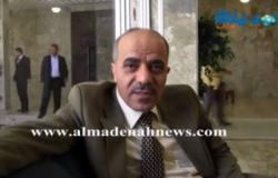 النائب الدكتور حسني الشياب يشكو العيسوي للملك