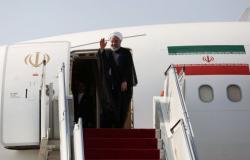 """قبل توجهه إلى نيويورك... روحاني يتحدث مجددا عن هجوم """"أرامكو"""""""