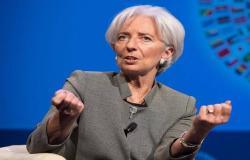 لاجارد: الحرب التجارية أكبر عقبة أمام الاقتصاد العالمي