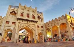 77.3 مليار ريال الإنفاق على السياحة الوافدة بالسعودية خلال 2019