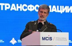 وزير الدفاع الإيراني: سعيد لأن الجيش السوري أسقط الطائرات الإسرائيلية المسيرة