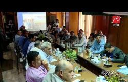#الحكاية| مؤتمر محافظة السويس للإعلان عن تفاصيل توجيهات الدولة لتطوير ورفع كفاءة الأحياء