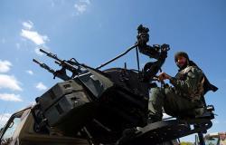 الجيش الليبي يعلن تدمير مواقع للطائرات التركية المسيرة بمطار مصراتة