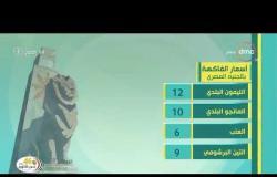 8 الصبح - اسعار الخضروات والذهب ومواعيد القطارات بتاريخ 2-10-2019