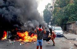 """بالفيديو : احتجاجات متواصلة في لبنان.. هل تحدث """"ثورة جياع""""؟"""