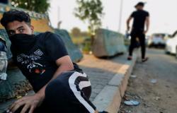 وكالة: ارتفاع حصيلة ضحايا احتجاجات اليوم في بغداد إلى 19 قتيلا