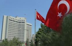 الخارجية التركية تدعو سفراء الدول الأعضاء في مجلس الأمن الدولي لإخطارهم ببدء العملية في سوريا