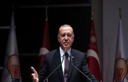 """أردوغان يعلن بدء العملية العسكرية """"نبع السلام"""" شمال سوريا"""