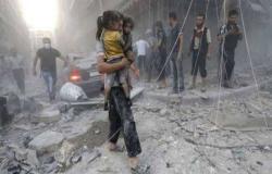 """""""الإنقاذ الدولية"""" تتوقع نزوح 300ألف سوري مع استمرار الهجوم التركي"""