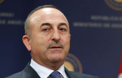 وزير الخارجية التركي يقول إن بلاده سترد على أي عقوبات أمريكية محتملة