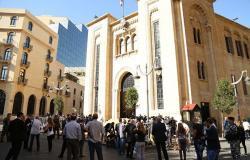 اقتحام مجلس النواب اللبناني من قبل نشطاء... فيديو