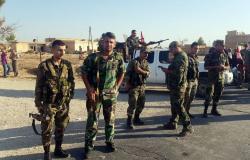 """تواكب انتشار """"الهجانة"""" السورية في """"تل تمر"""" قرب الحدود التركية... (فيديو+صور)"""