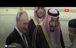 بوتين في الرياض