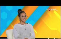 يوسف عبد الفتاح و ندي مجدي يتحدثوا عن استعدادهم للبطولة العربية