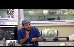 """صاحبة السعادة - """"الشيف""""محمد عبد الرحمن يبهر اسعاد يونس بمهارته في الطبخ ورأي اسعاد يونس في طبخه؟"""