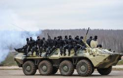 لأول مرة... الشرطة العسكرية الروسية تسير دوريات أمنية في منبج