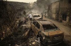 """لبنان بين ألسنة اللهب المشتعلة والدولة """"تائهة"""" بين الدخان"""
