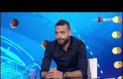 عمرو الحلواني: حلمي أن أكون في الأهلي من جديد