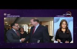 اليوم - هاتفياً  / المستشار نادر سعد المتحدث باسم مجلس الوزراء