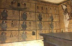 نسخ طبق الأصل لمقابر ملوك الفراعنة... حلم عالمة آثار مصرية... صور