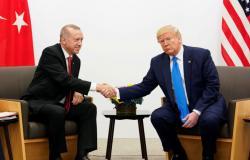 ترامب ينفي منح أردوغان الضوء الأخضر لغزو سوريا