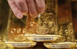 استقرار أسعار الذهب عالمياً قبيل إعلان بيانات اقتصادية