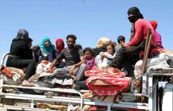 عودة أكثر من ألف لاجئ سوري إلى أرض الوطن خلال الــ 24 الساعة الأخيرة