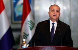 وزير خارجية العراق: نراقب التوغل التركي في سوريا