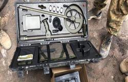 """قوات """"نبع السلام"""" تضبط مستودع ذخائر للإرهابيين في تل أبيض السورية"""