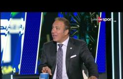 تعليق أيمن يونس وعمرو الدسوقي وعماد متعب على فوز مصر للمقاصة أمام النادي المصري