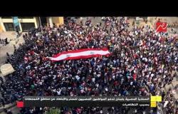 السفارة المصرية بلبنان تدعو المواطنين المصريين للحذر والابتعاد عن مناطق التجمعات بسبب التظاهرات