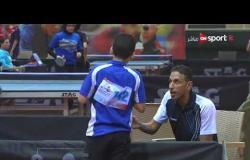 مباراة مصر Vs بولندا (1-3) - بطولة مصرالدولية لتنس الطاولة