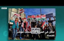 بالأرقام لماذا نزل اللبنانيون للشارع: فساد وبطالة وهدر للمال العام | بي بي سي إكسترا