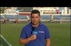 كواليس ما قبل مباراة الاتحاد السكندري ووادي دجلة في الجولة الرابعة بالدوري المصري