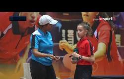 """مباراة هنا جودة """"مصر"""" VS بولندا (3-0) - بطولة مصرالدولية لتنس الطاولة دور الـ 16"""