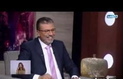 شوف الساحر عزام عمل ايه مع فرق العمل الاعلامي عمرو الليثي وابهروهم بفقراته الخاصة