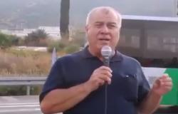 بالفيديو : وقفة فلسطين الخط الاخضر تضامنا مع الاردنيين اللبدي وعبد الرحمن وعطية يعلق