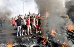 هدوء حذر في قلب بيروت إثر احتجاجات حاشدة